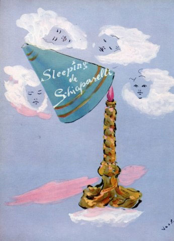 Elsa Schiaparelli Sleeping Fragrance