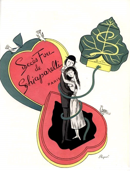 Schiaparelli Success Fou Perfume