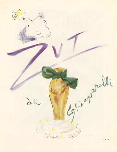 Else Schiaparelli Zut Fragrance