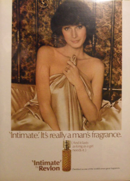 Revlon Intimate Perfume