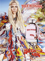 True Religion Hippie Chic Perfume ads